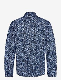 BS Freeman - business skjortor - dark blue