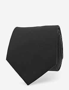 Tie - BRUCE, BLACK