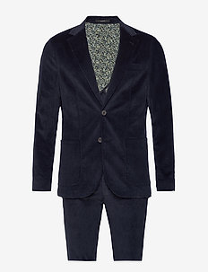 Angers, Suit Set - NAVY