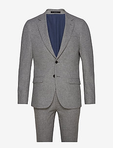 Cohle Slim, Suit Set - GREY
