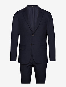 Toulouse Slim, Suit Set - NAVY