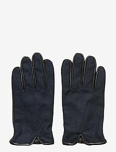 Java - rękawiczki - navy
