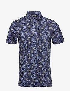 BS Maldives - short-sleeved polos - blue