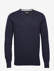 BS Neptune - basic knitwear - navy