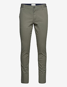 BS Flash - chinos - army