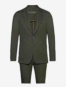 BS Molise, Suit Set - yksiriviset puvut - army