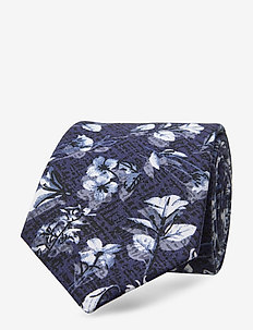 BS Tie - ties - karl, dark blue