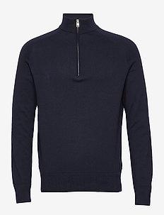 BS Casse - basic knitwear - navy