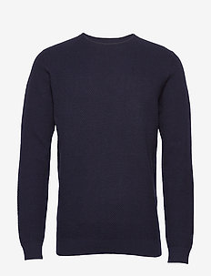 BS Cinto - basic knitwear - navy