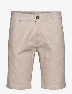 BS Best Slim - tailored shorts - beige