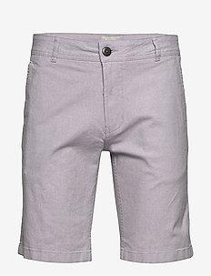 BS Best Slim - tailored shorts - grey