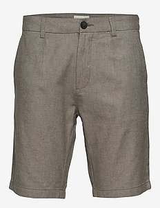 BS Boulders Tailored - chinos shorts - army