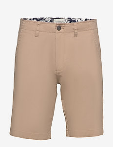 BS Even Tailored - tailored shorts - beige