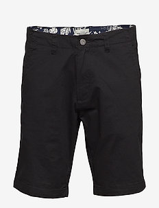 BS Even Tailored - tailored shorts - black