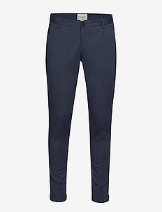 BS Rolf Slim - chino's - navy
