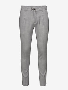 BS Blake - suit trousers - grey