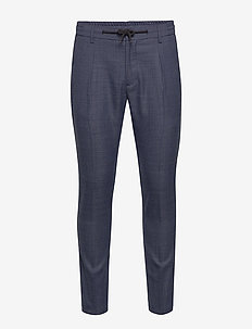 BS Blake - suit trousers - blue