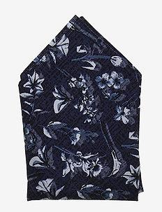 BS Pocket Square - taskuliinat - karl, dark blue