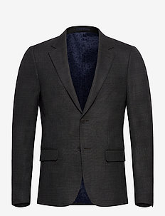 BS Calabrien Slim - single breasted blazers - green