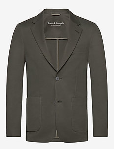 BS Molise Tailored - single breasted blazers - army
