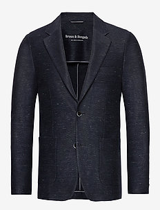 BS Piemonte Tailored - single breasted blazers - navy