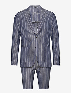 BS Provence Tailored, Suit - navy