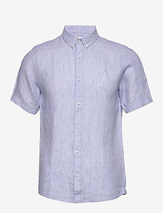 BS Nagano Slim - basic skjorter - ocean