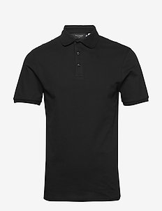 BS Fiji - short-sleeved polos - black