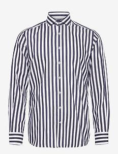 Jadon - formele overhemden - navy
