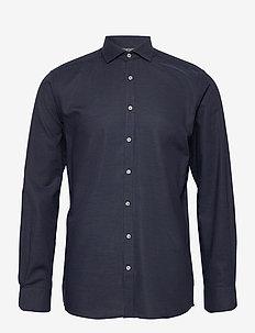 Nelson - basic overhemden - navy