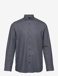BS Oxblade - koszule w kratkę - blue