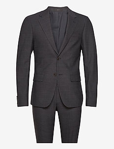 Shadow Suit set - enkeltkneppede dresser - dark grey