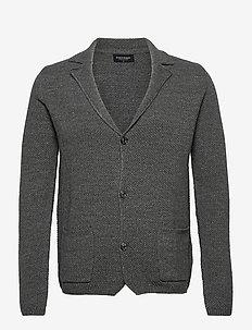 Yak - podstawowa odzież z dzianiny - grey