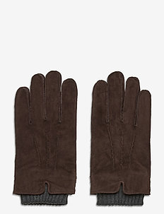 Cortado - gants - brown