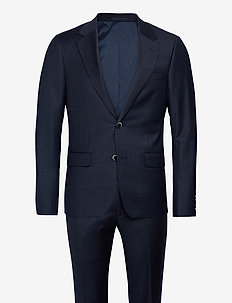 Josty, Suit Set - enkeltkneppede dresser - navy