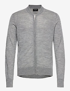 Viggo - basic strik - grey