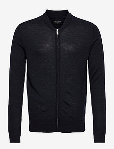 BS Viggo - basic knitwear - thunder