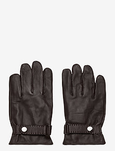Grover - gloves - brown