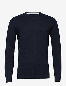 BS Jupiter - basic knitwear - navy