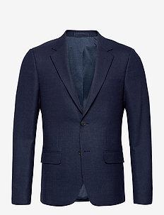 BS Languedoc Slim - single breasted blazers - navy