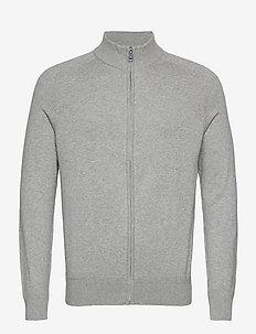 BS Terkel - basic knitwear - grey