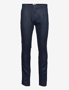 BS Marshall - pantalons chino - navy