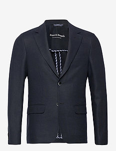 BS Naples - single breasted blazers - navy