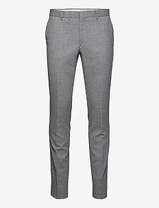 BS Ditmark - suitbukser - grey