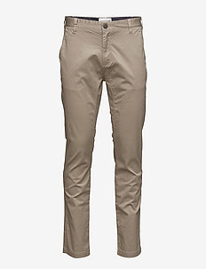 Flash, Chinos Slim - chinos - beige