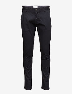 Flash, Chinos Slim - chino's - navy