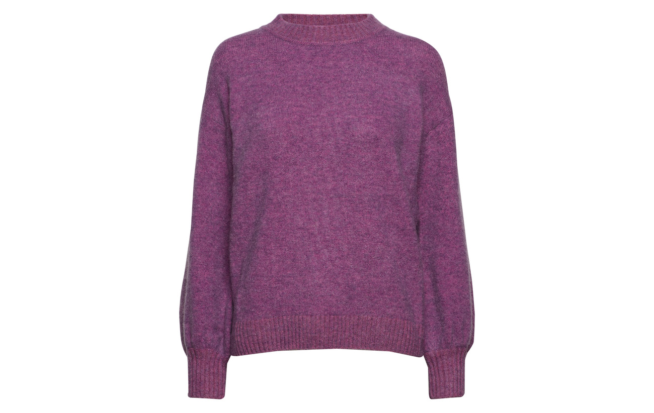 27 Polyester Mohair Lavender Ulrikke 34 Alma Bruuns Pullover Elastane Kid Laine 7 Bazaar FqAwfxH4cg