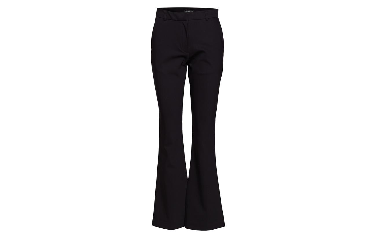 Lynn Bazaar Jenny Black Elastane Bruuns 42 Polyamide Pant Coton 54 4 wOA5xqd