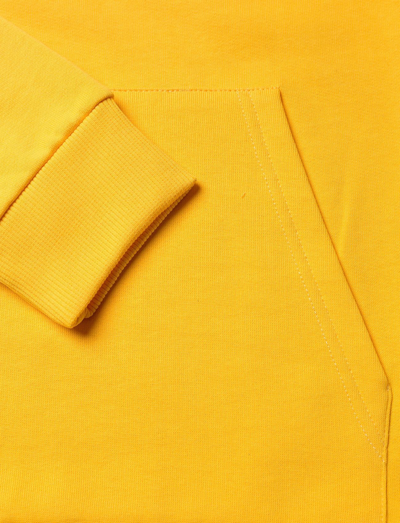 Bruuns Bazaar Bertel Utility Sweat - Sweatshirts BRIGHT YELLOW - Menn Klær