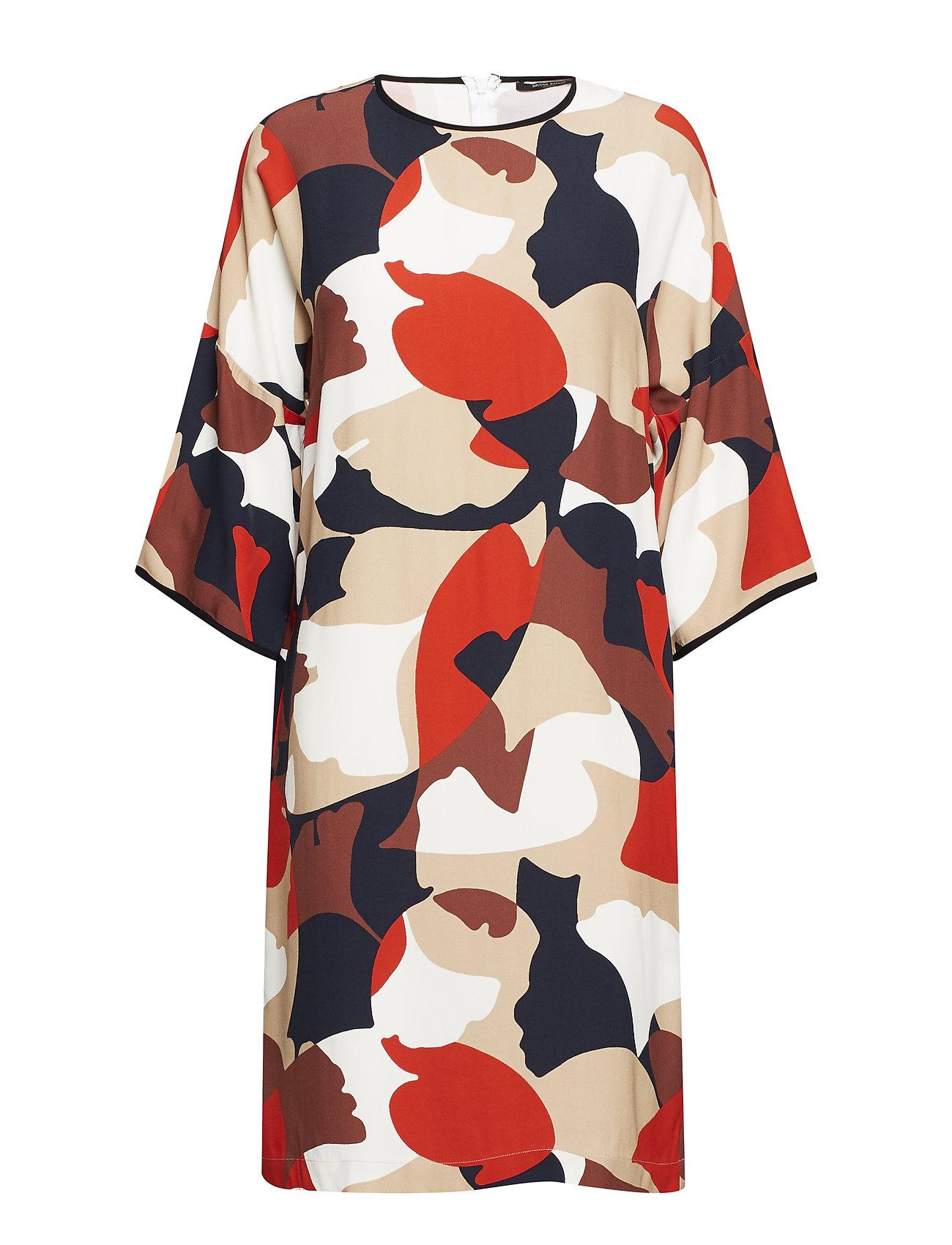 Bruuns Bazaar Freja Amalie dress - GEOMETRIC PRINT